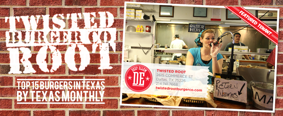 Twisted Root Feature Slider